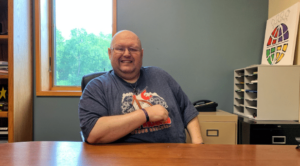 Meet our New Youth Director Mike Parmele